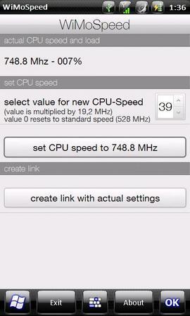 WiMoSpeed