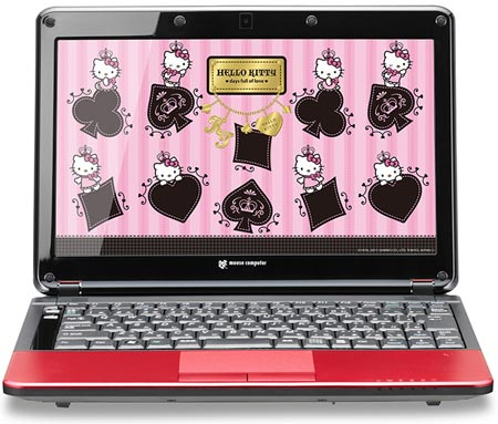 ������� Mouse Computer LuvBook S