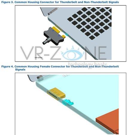 Intel стандартизует использование Thunderbolt для стыковки ультрабуков