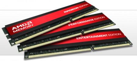 Модули оперативной памяти AMD Memory