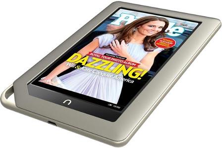 ����������� ������� Barnes & Noble Nook Tablet ����� $249