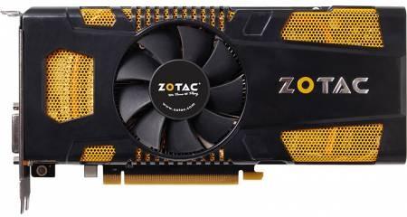 Видеокарта ZOTAC GeForce GTX 560 Ti 448 Cores