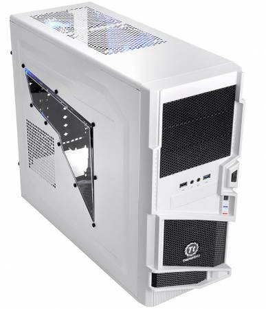 Корпус Thermaltake Commander MS-I Snow Edition