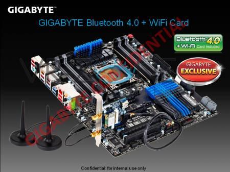 ����� ���������� GIGABYTE Wi-Fi Bluetooth