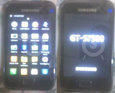 Размытое фото дня: смартфон Samsung GT-S7500 — младший брат Galaxy S