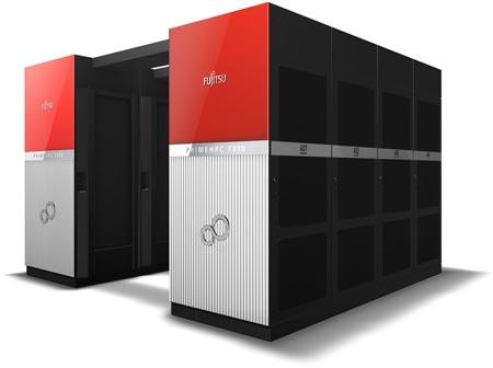 Fujitsu начинает продажи суперкомпьютеров PRIMEHPC FX10