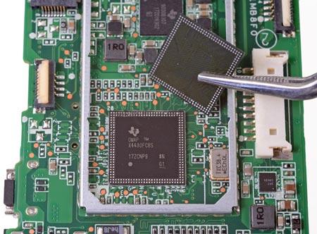 процессор Texas Instruments OMAP 4430