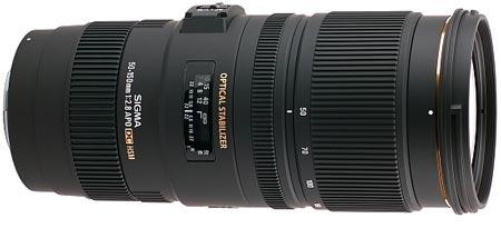 �������� Sigma 50-150 f/2.8 EX DC OS HSM