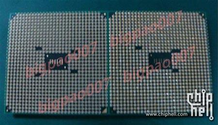 APU AMD в исполнении  FM1 и FM2
