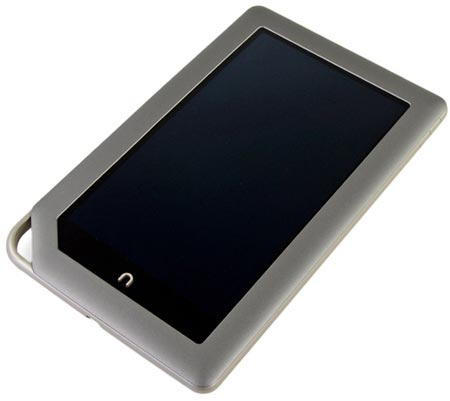 разборка Barnes & Noble Nook Tablet
