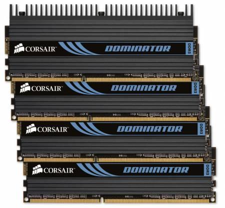 Наборы модулей памяти Corsair Dominator