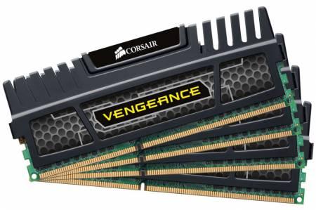Наборы модулей памяти Corsair Vengeance