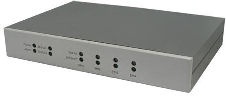 IBASE использует процессор VIA Nano X2 в системе сетевой безопасности FWA7404