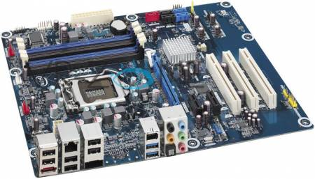 ��������� ����� Intel DZ68PL