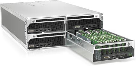 Project Moonshot - HP предлагает отрасли создать серверную платформу с очень низким энергопотреблением и малыми габаритами