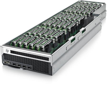 HP Redstone Server Development Platform