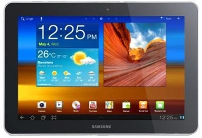 Оригинальная версия планшета Samsung Galaxy Tab