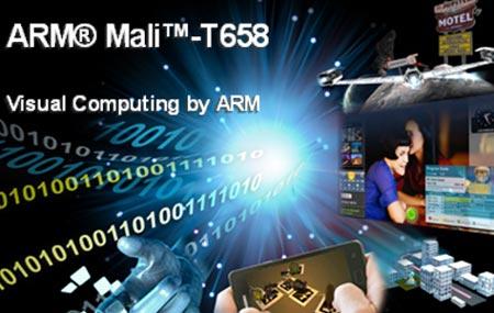 Mali-T658