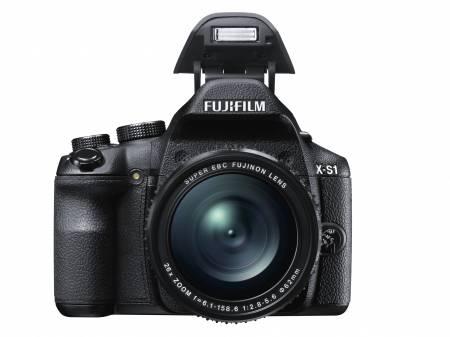 Камера Fujifilm X-S1