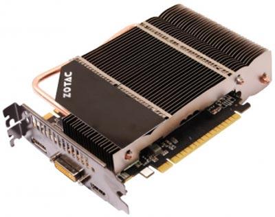 ZOTAC выпускает бесшумную 3D-карту GeForce GTS 450 ZONE Edition