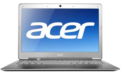 Acer Aspire S3 ��������� ����� ������, �� � ����� ������� ������������