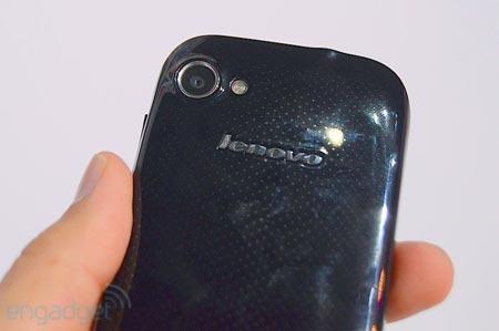 Смартфон Lenovo LePhone S760 получил дисплей типа AMOLED