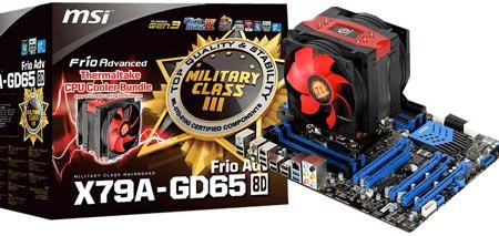 Thermaltake и MSI подготовили набор из системной платы и охладителя для процессоров в исполнении LGA 2011