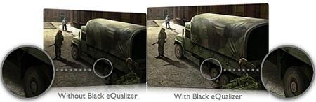BenQ Black eQualizer