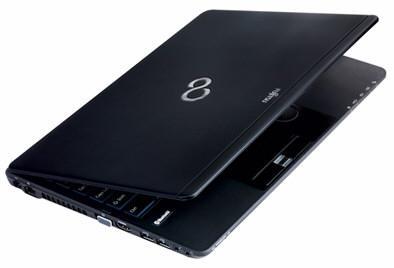 Ультратонкий ноутбук Fujitsu Lifebook SH771
