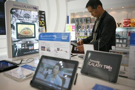 ������������� ��� ��������� � �������������� ������� �� ������� ��������� Samsung