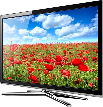 телевизор с большим экраном типа AMOLED