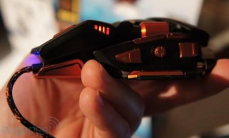 Игровая мышь MadCatz Cyborg M.M.O.7