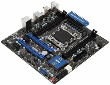 ��������� ����� MSI X79MA-GD45