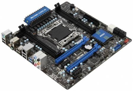 Системная плата MSI X79MA-GD45
