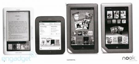 Планшет Barnes & Noble Nook Tablet