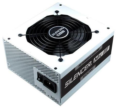 ������������ ����� ������� PC Power & Cooling Silencer Mk III