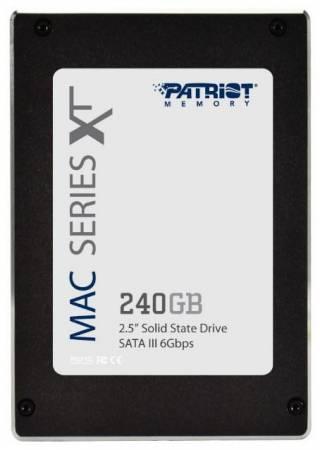 Твердотельные накопители Mac Series XT