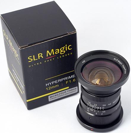 SLR Magic ������ ���������� ����� ������� Micro Four Thirds ���������� HyperPrime 12mm F1.6