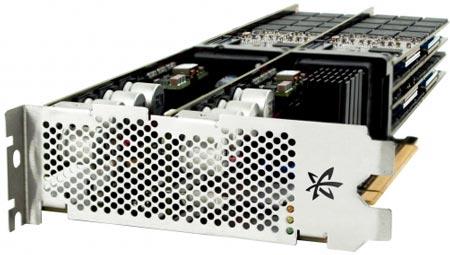 Объем SSD Fusion-io ioDrive Octal достиг 10 ТБ
