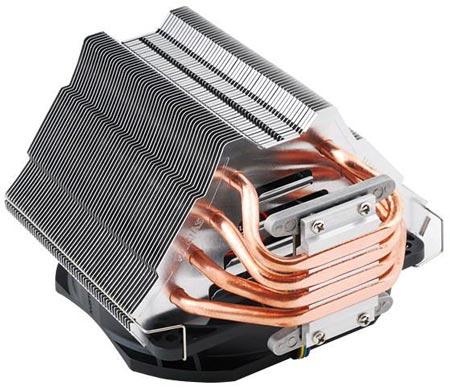 Процессорный охладитель Zalman CNPS11X Performa