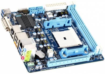 Системная плата GIGABYTE A75N-USB3