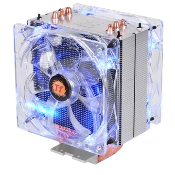 Thermaltake представила процессорные кулеры Contac 30 и Contac 39