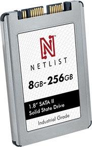 Ассортимент Netlist пополнился SSD типоразмера 1,8 дюйма и mSATA Half-Slim