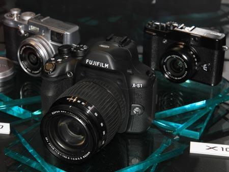 Fujifilm �������� �������� ���������� FinePix X-S1