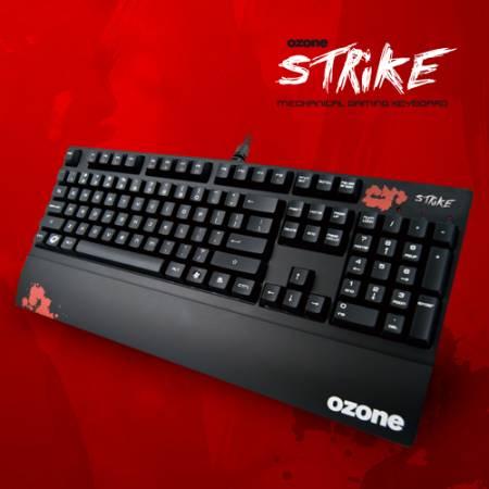 Механическая клавиатура Ozone Strike