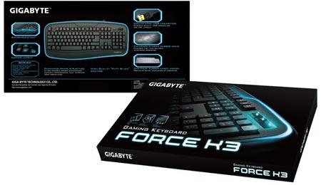 ���������� Gigabyte Force K3