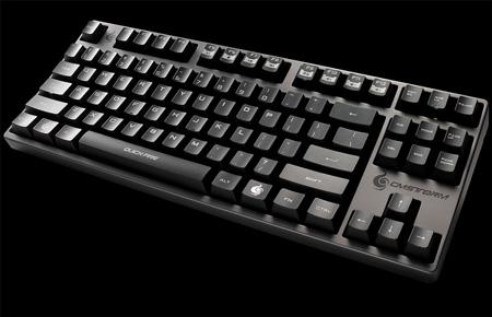 Cooler Master анонсирует клавиатуру CM Storm QuickFire Rapid