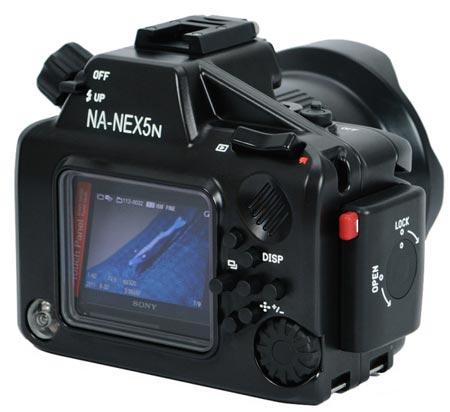 Nauticam выпускает «водолазный костюмчик» для Sony NEX-5N