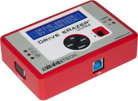 CRU-DataPort Drive eRazer Ultra
