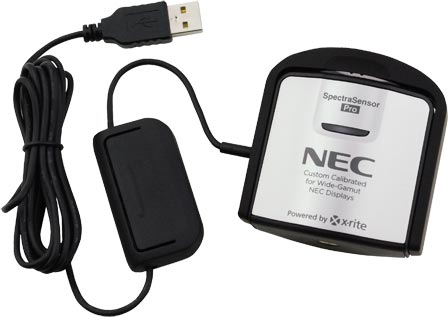 �������� NEC Display Solutions �������� � ������� ����������� SpectraSensor Pro